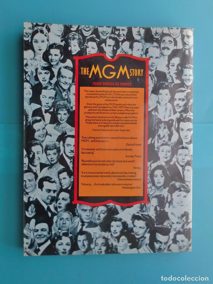 Cine: THE MGM STORY, BY JOHN DOUGLAS EAMES, REVISED EDITION PUBLISHED IN 1979 BY OCTOPUS BOOKS LIMITED - Foto 17 - 81401924