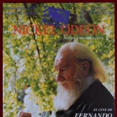 Cine: NICKEL ODEÓN. REVISTA TRIMESTRAL DE CINE. Nº 9. EL CINE DE FERNANDO FERNÁN GÓMEZ - VV.AA.. Lote 81879495