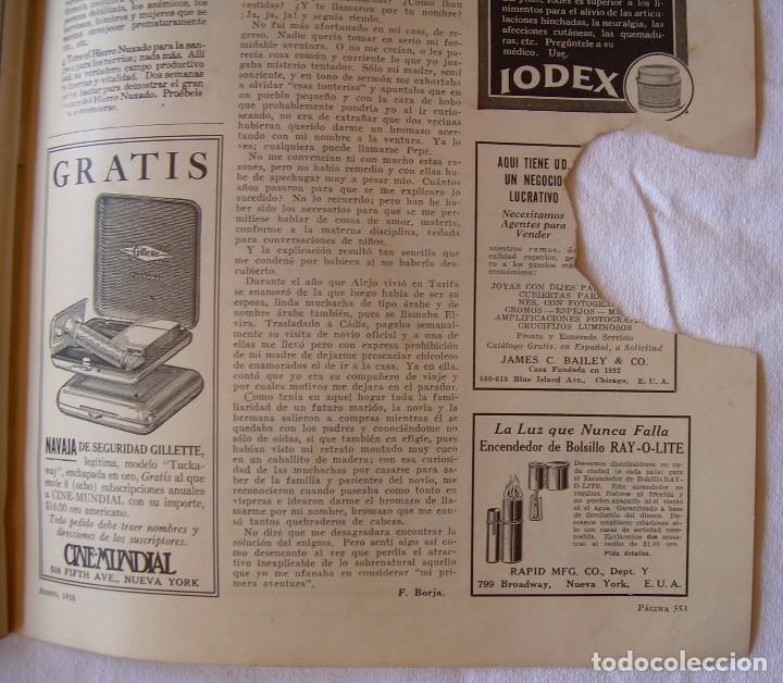 Cine: REVISTA CINE MUNDIAL,AGOSTO 1926, VOL.XI Nº 8 EDITADA POR Chalmers Publishing Company, Nueva York - Foto 10 - 81885644