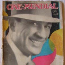 Cine: REVISTA CINE MUNDIAL, JULIO 1928, VOL.XIII Nº 7 EDITADA POR CHALMERS PUBLISHING COMPANY, NUEVA YORK. Lote 81888956