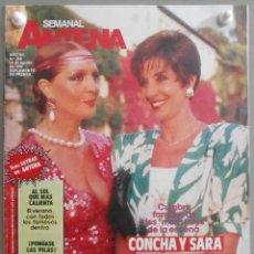 Cinema: XR79 SARA MONTIEL REVISTA ESPAÑOLA ANTENA SEMANAL AGOSTO 1986. Lote 81932580