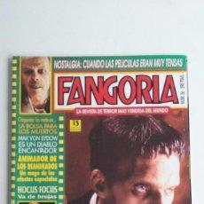 Cine: REVISTA DE TERROR FANGORIA Nº26.. Lote 81934128
