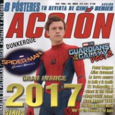 Cine: ACCION N. 1701 ENERO 2017 - EN PORTADA: GRAN AVANCE 2017 (NUEVA). Lote 82148436