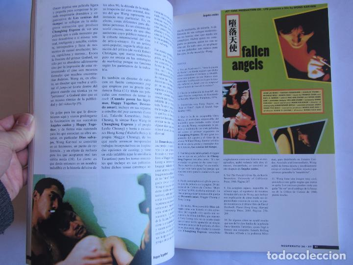 Cine: Revista de Cine Nosferatu 36-37 Nuevas miradas del cine asiatico. Agosto 2001 - Foto 2 - 82337716
