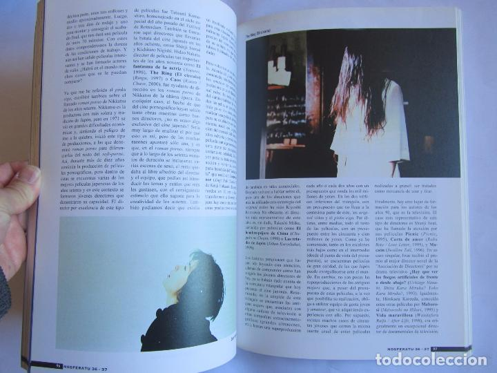 Cine: Revista de Cine Nosferatu 36-37 Nuevas miradas del cine asiatico. Agosto 2001 - Foto 4 - 82337716