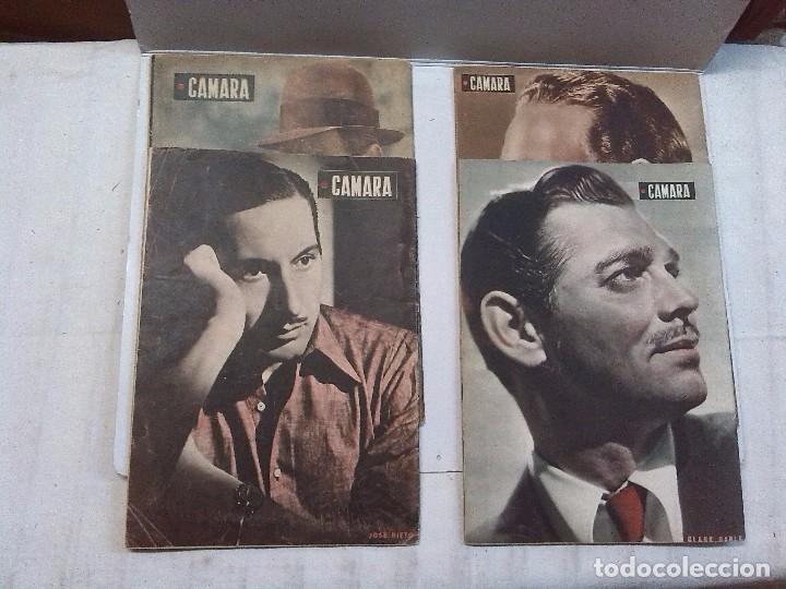 Cine: Cámara. Revista cinematografica española, números 2, 4, 5 y 6 (1941 y 1942) - Foto 3 - 82411248