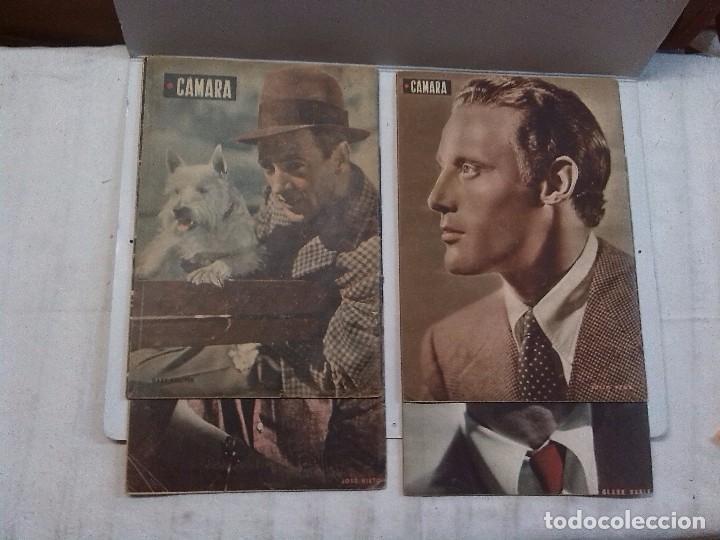 Cine: Cámara. Revista cinematografica española, números 2, 4, 5 y 6 (1941 y 1942) - Foto 4 - 82411248