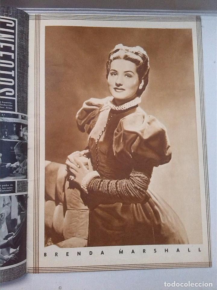 Cine: Cámara. Revista cinematografica española, números 2, 4, 5 y 6 (1941 y 1942) - Foto 10 - 82411248