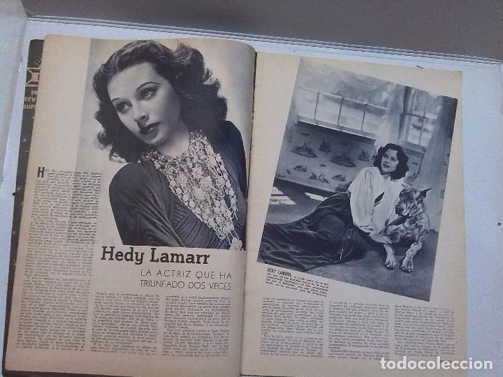 Cine: Cámara. Revista cinematografica española, números 2, 4, 5 y 6 (1941 y 1942) - Foto 12 - 82411248