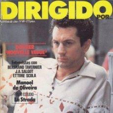 Cinema - DIRIGIDO POR Nº 80 REVISTA CINEMATOGRAFICA - DE CINE - 82762884