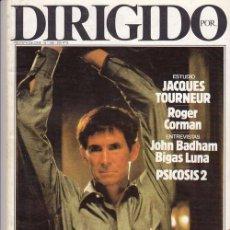Cine: DIRIGIDO POR Nº 106 REVISTA CINEMATOGRAFICA - DE CINE. Lote 82765972