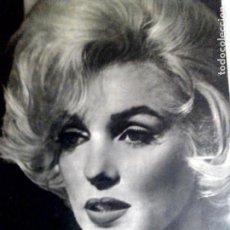 Cine: PRIMER PLANO N°1140 17/08/1962 PORTADA HOPE LANGE ¡ REPORTAJE Y FICHA MARILYN MONROE!!. Lote 83176024
