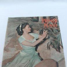 Cine: REVISTA PRIMER PLANO DE CINEMATOGRAFIA, Nº 567, 1951, YVONNE DE CARLO, BIENALE DE VENECIA. Lote 83372756