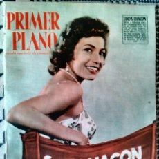 Cine: PRIMER PLANO N° 886 6/OCT/1957 ( MARILYN MONROE ,SARA MONTIEL,DIANA DOORS ). Lote 83838638