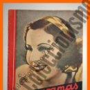 Cine: CINEGRAMAS AÑO I Nº 8, 4 NOVIEBRE 1934 - ROSITA DIAZ. CHARLOT. MIGUEL LIGERO. MARLENE DIETRICH. Lote 83909948