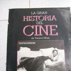 Cine: REVISTA LA GRAN HISTORIA DEL CINE Nº 28. Lote 84393800