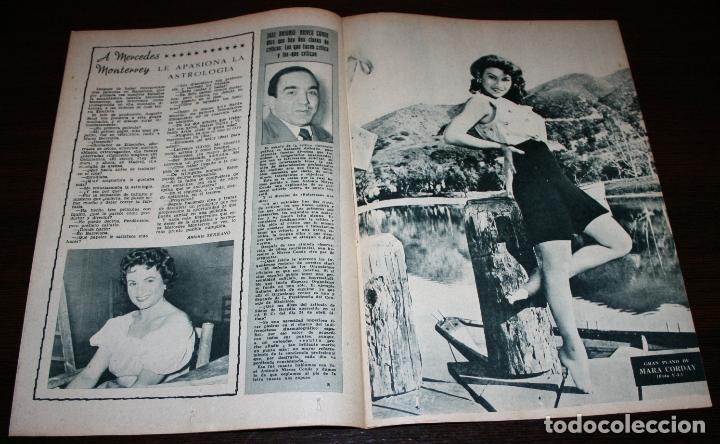 Cine: RADIOCINEMA Nº 256 - 18-VI-1955 - PORTADA: ANN BLYTH - CONTRA: GIG YOUNG - Foto 3 - 84686528