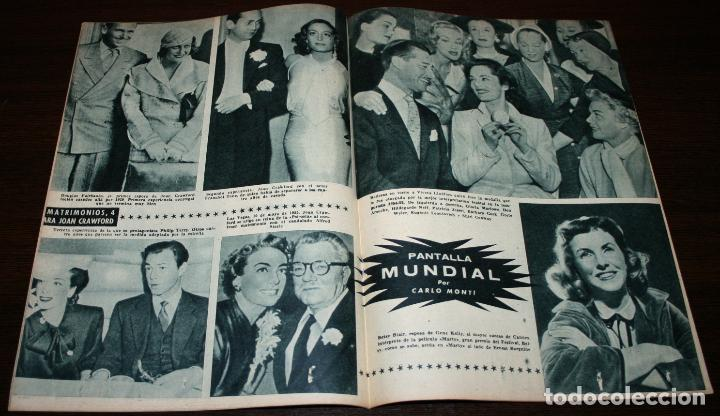Cine: RADIOCINEMA Nº 253 - 28-V-1955 - PORTADA: BARBARA RUSH - CONTRA: JOHN CARROLL - Foto 2 - 84687188