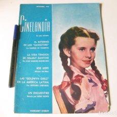 Cine: REVISTA CE CINE CINELANDIA - TOMO XX NÚMERO 12 DE DICIEMBRE DE 1946. Lote 84892660