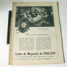 Cine: REVISTA DE CINE CINELANDIA - TOMO VIII NÚMERO 4 DE ABRIL DE 1934. Lote 84893316