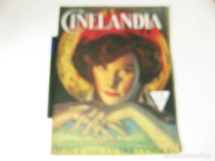 REVISTA DE CINE CINELANDIA - TOMO VIII NÚMERO 2 DE FEBRERO DE 1934 (Cine - Revistas - Cinelandia)