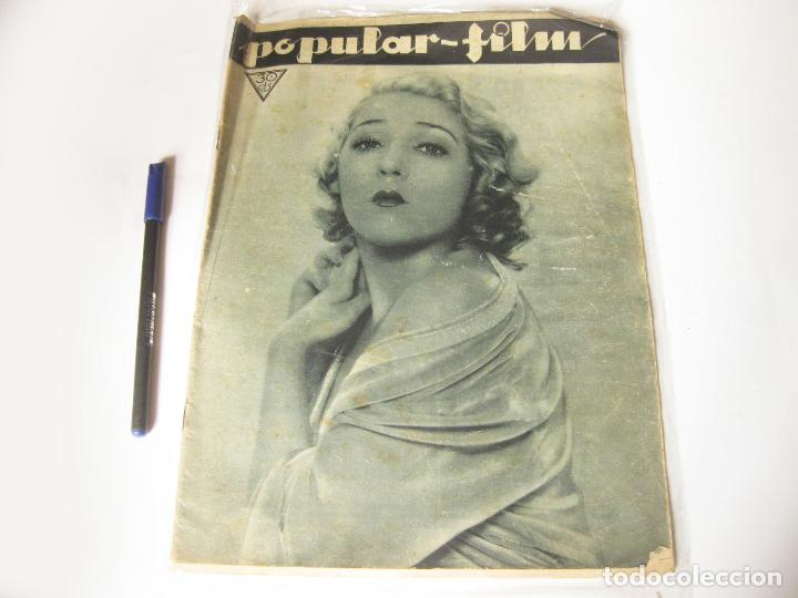 REVISTA DE CINE POPULAR FILM. AÑO VIII, NÚMERO 353 DE MAYO DE 1933 (Cine - Revistas - Popular film)