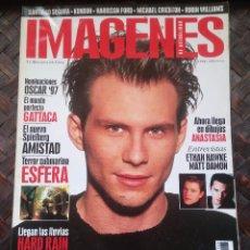 Cine: REVISTA IMAGENES MARZO 1998 Nº168. Lote 85330364