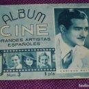 Cine: ANTIGUO EJEMPLAR - Nº 3 - ALBUM CINE - GRANDES ARTISTAS ESPAÑOLES - ¡HAZ OFERTA!. Lote 85434020