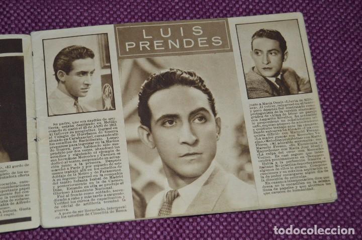 Cine: ANTIGUO EJEMPLAR - Nº 3 - ALBUM CINE - GRANDES ARTISTAS ESPAÑOLES - ¡HAZ OFERTA! - Foto 3 - 85434020