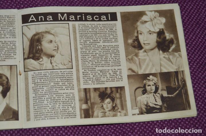 Cine: ANTIGUO EJEMPLAR - Nº 3 - ALBUM CINE - GRANDES ARTISTAS ESPAÑOLES - ¡HAZ OFERTA! - Foto 8 - 85434020