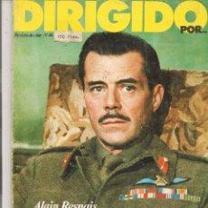 Cinema - DIRIGIDO POR. Nº 46. (P/B74) - 85898888