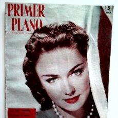 Cine: PRIMER PLANO N°935 SEP/1958•SUSAN SHAW• SARA MONTIEL•JOHN WAYNE•TYRONE POWER•. Lote 86160031