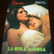 Cine: NUEVO FILM SEX Nº 27 - LA OTRA ALCOBA - 1977. Lote 86335504