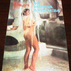 Cine: NUEVO FILM SEX Nº 6 - LA LOZANA ANDALUZA - 1977. Lote 86336136