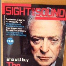 Cine: SIGHT AND SOUND - ENERO 2002 -. Lote 86542752