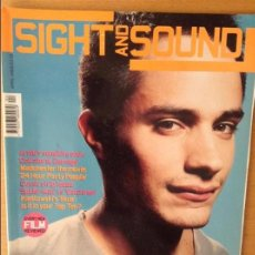 Cine: SIGHT AND SOUND - ABRIL 2002 -. Lote 86543184