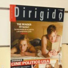 Cine: REVISTA DIRIGIDO POR Nº 386 FEBRERO 2009. Lote 86654992