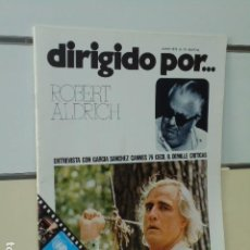 Cine: REVISTA DIRIGIDO POR Nº 34 JUNIO 1976. Lote 86655828