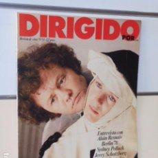 Cine: REVISTA DIRIGIDO POR Nº 53 ABRIL 1978. Lote 86656864