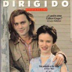 Cine: DIRIGIDO POR Nº 223 REVISTA CINEMATOGRAFICA - DE CINE. Lote 86726272