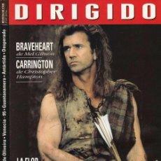 Cine: DIRIGIDO POR Nº 239 REVISTA CINEMATOGRAFICA - DE CINE. Lote 86726832