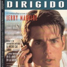 Cine: DIRIGIDO POR Nº 255 REVISTA CINEMATOGRAFICA - DE CINE. Lote 86728252