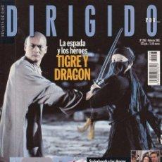 Cine: DIRIGIDO POR Nº 298 REVISTA CINEMATOGRAFICA - DE CINE. Lote 86744340