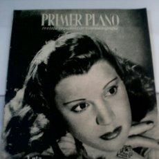 Cine: PRIMER PLANO N°282 10/3/1946 •MARTA FLORES• CARTEL SARA MONTIEL MUY RARO PELÍCULA A POREL GRAN PREMI. Lote 87000474