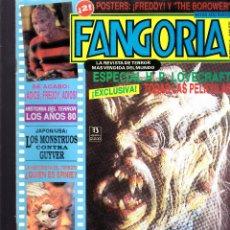 Cine: REVISTA FANGORIA Nº 5 - PRIMERA ÉPOCA - EDICIONES ZINCO- ENERO 1992. Lote 97398822