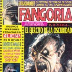 Cine: REVISTA FANGORIA Nº 12 - PRIMERA ÉPOCA - EDICIONES ZINCO- OCTUBRE 1992. Lote 124235742