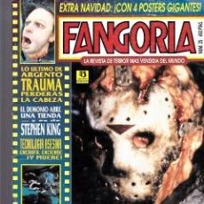 Cine: REVISTA FANGORIA Nº 25 - PRIMERA ÉPOCA - EDICIONES ZINCO- DICIEMBRE 1993 CON POSTERS. Lote 124235548