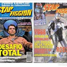 Cine: REVISTAS DE CINE FANTASTICO Y CIENCIA FICCION STAR FICCION Nº 1 Y 2. Lote 87025372