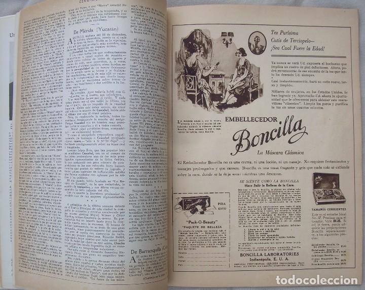 Cine: REVISTA CINE MUNDIAL,MARZO 1923, TOMO VIII Nº 3 EDITADA POR Chalmers Publishing Company, Nueva York - Foto 11 - 87089916