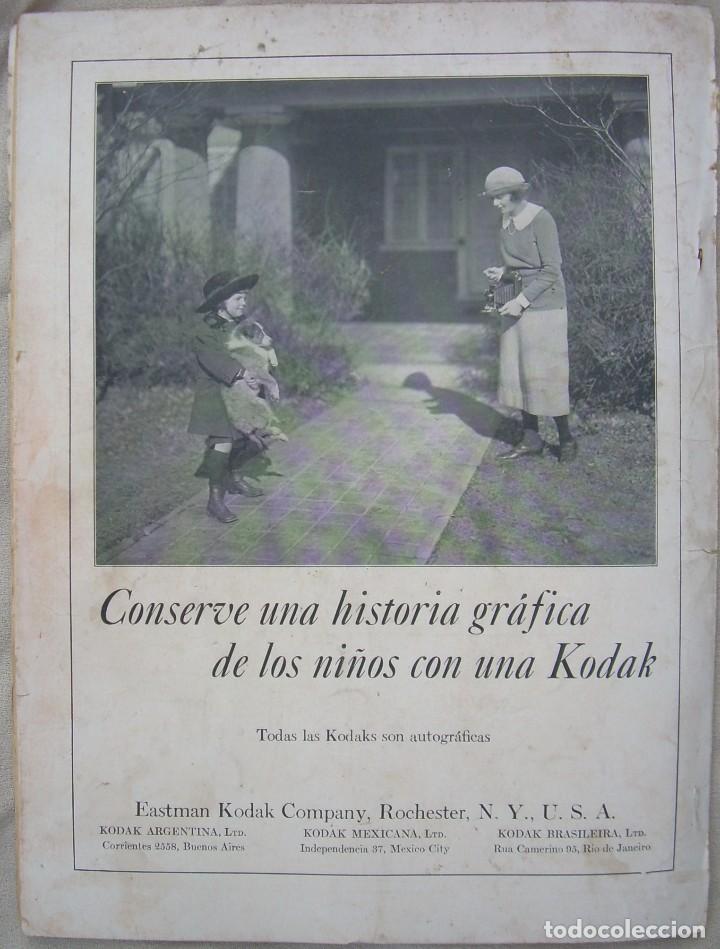 Cine: REVISTA CINE MUNDIAL,MARZO 1923, TOMO VIII Nº 3 EDITADA POR Chalmers Publishing Company, Nueva York - Foto 16 - 87089916